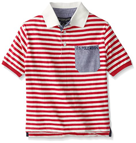 us-polo-assn-big-boys-striped-jersey-polo-with-pocket-engine-red-14-16