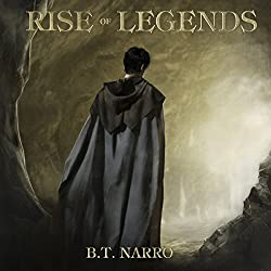Rise of Legends (The Kin of Kings: Book 2)