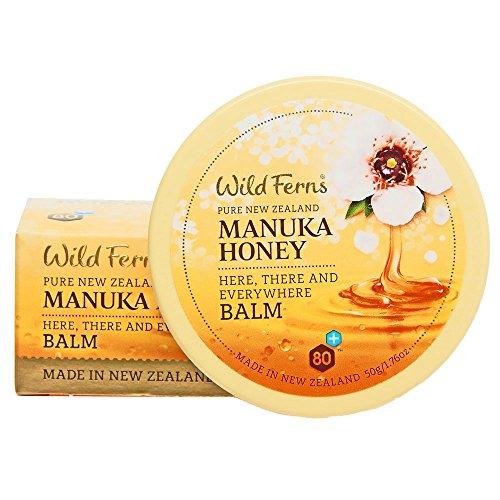 Wild Ferns Manuka Honey Lip Balm - 1