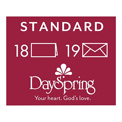 DaySpring Boxed Christmas Cards 18 Ct w Designed Envelopes - Only Jesus Photo #4