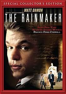 Amazon.com: The Rainmaker: Matt Damon, Danny DeVito ...