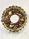 Handcrafted Spice Wreath