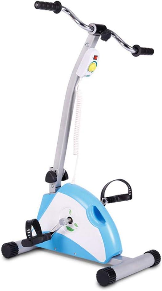 JFGUOYA - Pedal electrónico de terapia física y rehabilitación para bicicleta motorizado para entrenamiento, para personas con discapacidad, personas con movilidad reducida y supervivencia, pedal eléctrico, ejercitador médico, para ejercicios de ...