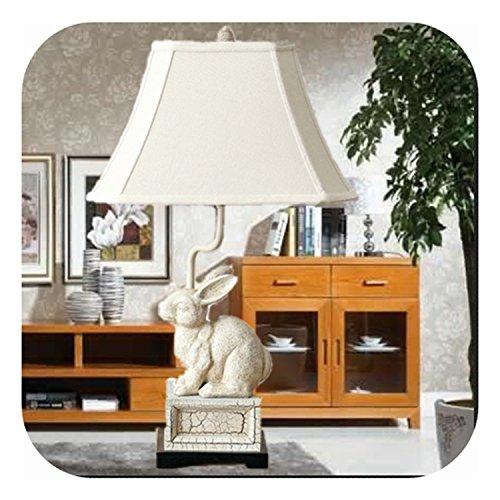 Zq Qx Mode Design Wohnkultur Tisch Lampe Hase Lampe Wohnzimmer