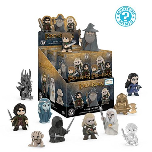 Mystery Minis Tolkien - LOTR/Hobbit B&N Exclusive (ONE Blind Boxed) - Noble Mini Blind