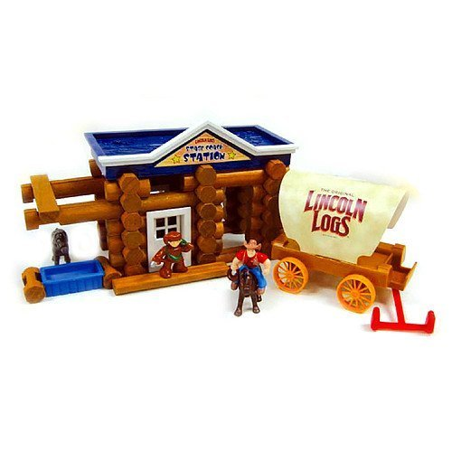 Lincoln Logs Stage Coach...