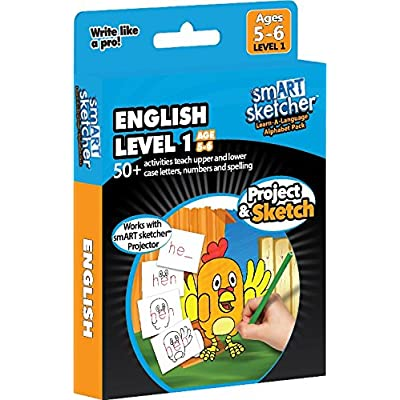 smART sketcher - SD Pack - English Level 1 (Age 5-6): Toys & Games