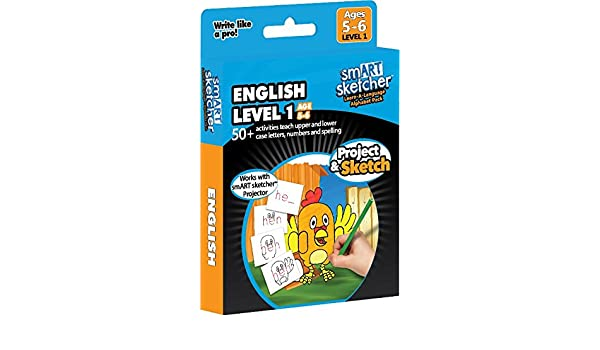 smART Sketcher SSP763 SD Pack Spanish Language Multi Interno ...