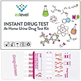 EZ Level 6 Panel Drug Test Multi-Drug Testing Kit Screen Dip Card (3 Pack)