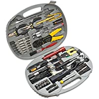 Syba Multimedia 145-Piece Premium Computer Repair Service Tool Kit