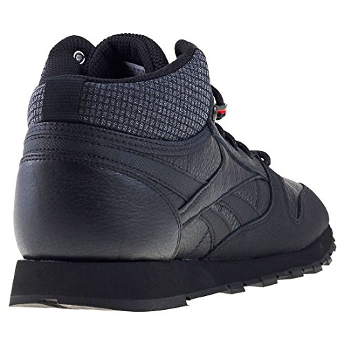 Cl black De Noir Red Fitness Blackstone Multicolore Twd Excellent Chaussures Reebok Mid Homme rouge Leather f4CwUwq