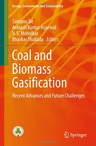 Coal and Biomass Gasification: Recent Advances and Future Challenges (Energy, Environment, and Sustainability)