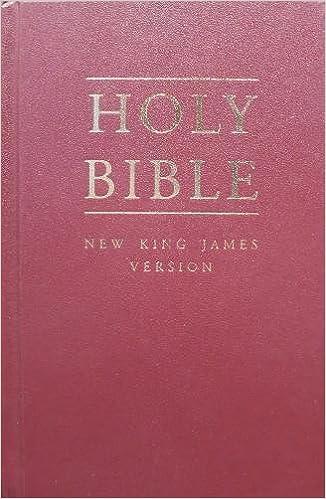 NKJV Holy Bible (New King James Version Bibles): Amazon co