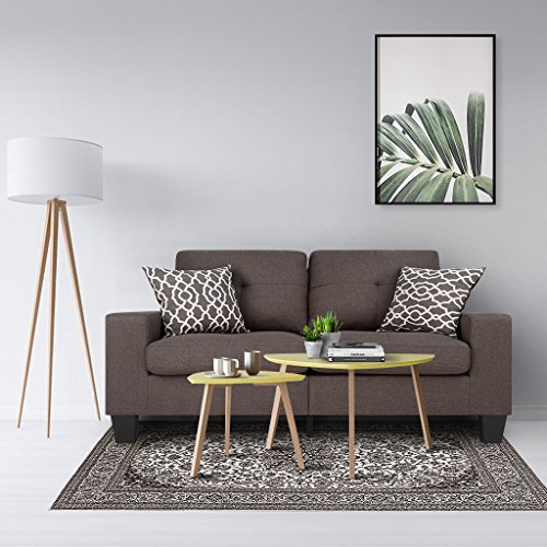 LANGRIA Loveseat Contemporary Upholstered Sleeper product image
