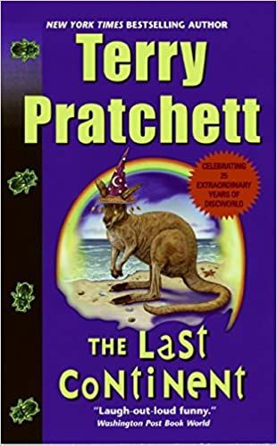 Terry Pratchett - The Last Continent Audiobook Free Online