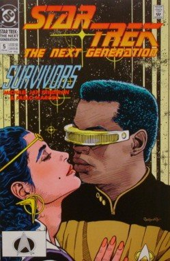 Star Trek The Next Generation: Survivors, #5 (1990 Ser.)