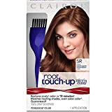 reddish brown hair color - Clairol Nice 'n Easy Root Touch-Up 5R Kit (Pack of 2), Matches Medium Auburn/Medium Reddish Brown Shades of Hair Color, Covers Grey