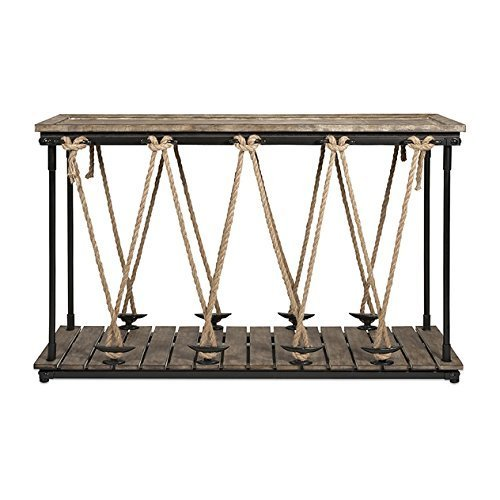 Imax 47535 Astern Rope Console Side-Table