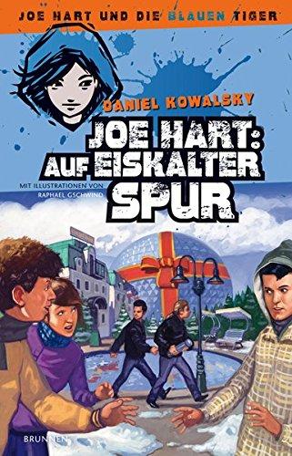 Auf eiskalter Spur: Joe Hart und die Blauen Tiger (3)