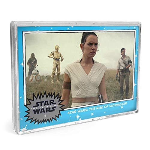 Brand New Factory Issued Topps 2019 Star Wars: Rise of Skywalker Trailer 10-Card Set ()