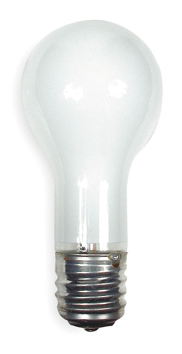100/200 Watts Incandescent Lamp, PS25D, 3 Contact Mogul Screw (E39D), 1250/2650/3900 Lumens - 1 Each
