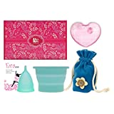 Anigan Evacup Gift Set, Blue, Small