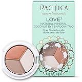 Pacifica Natural Minerals Love 3 Coconut Eye Shadow Trio