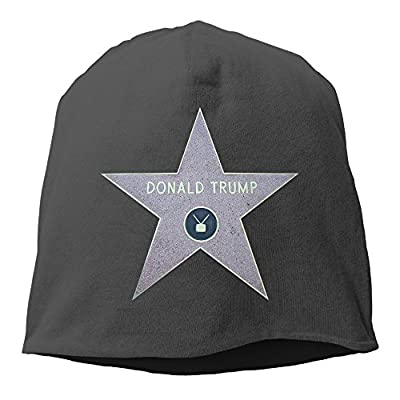PittGo Donald Trump Woolen Hat Knit Cap Beanie Cap For Unisex