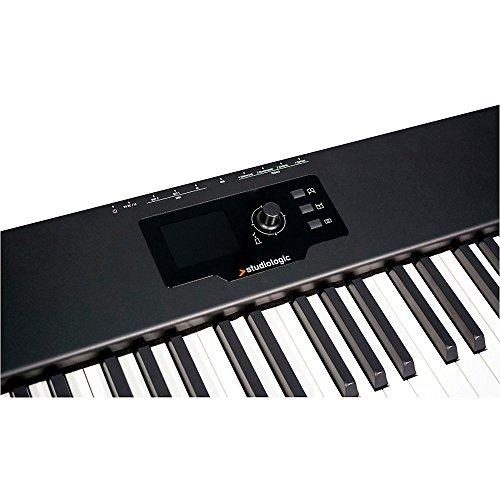 Studiologic SL88 Studio 88-Key Hammer Action MIDI Keyboard Controller Level 2 Regular 190839157898