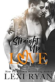 Straight Up Love (The Boys of Jackson Harbor Book 2) by [Ryan, Lexi]