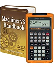 Machinery's Handbook and Calc Pro 2 Bundle