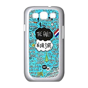 2014 New & Fashion Star The Fault in Our Stars Okay?okay. for Samsung Galaxy S3 I9300 Case Cover ART101530