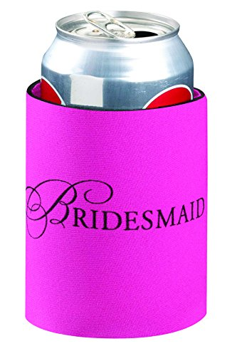 Lillian Rose Bridesmaid Can Cup Cozy Wedding Party Gift