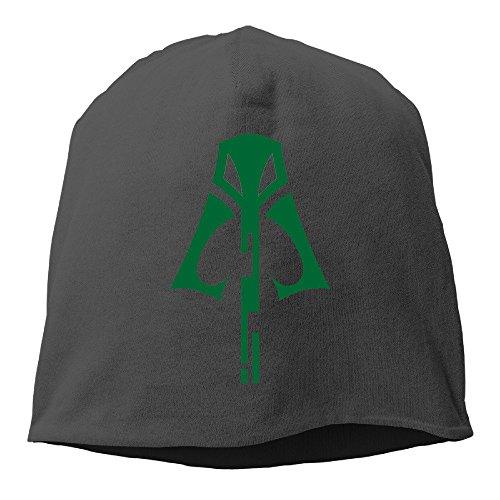 Mandalorian Insignia Beanie Cap Black ()