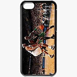 XiFu*MeiPersonalized iphone 6 plua 5.5 inch Cell phone Case/Cover Skin Sport Basketball Game Opposition Nba BlackXiFu*Mei