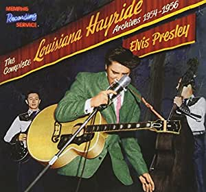 Complete Louisiana Hayride Archives