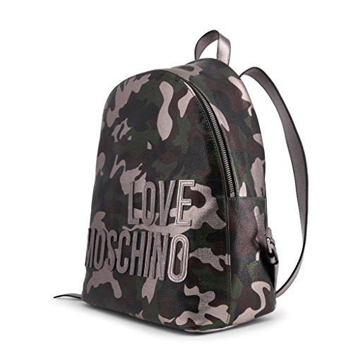Moschino Donna Digital Pvc Print Love Camouflage B19mo50 Zaino aq4xrSanvw