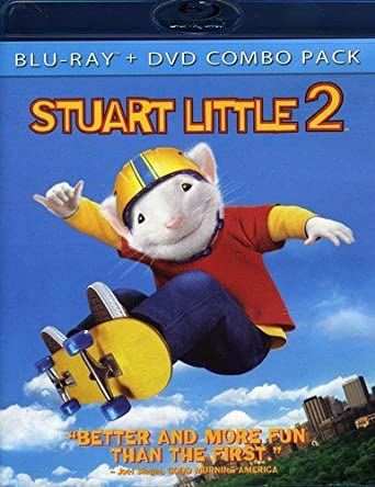 Stuart Little 2 2002 BluRay 720p 440MB ( Hindi – English ) ESubs MKV