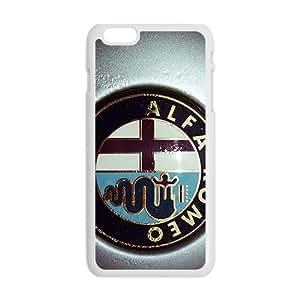 Happy Alfa Romeo sign fashion cell phone case for iPhone 6 plus 6 WANGJING JINDA
