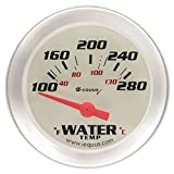 """Equus 8262 2"""" Electric Water Temperature Gauge"""