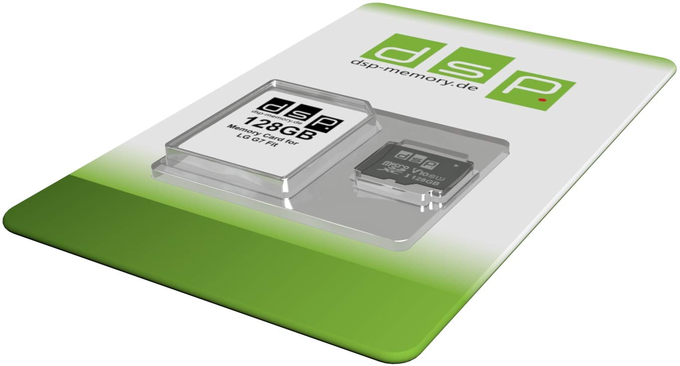 Tarjeta de Memoria de 128 GB Clase 10 para LG G7 Fit