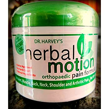 Dr. Harvey's HERBAL MOTION Total Pain Relief Cream