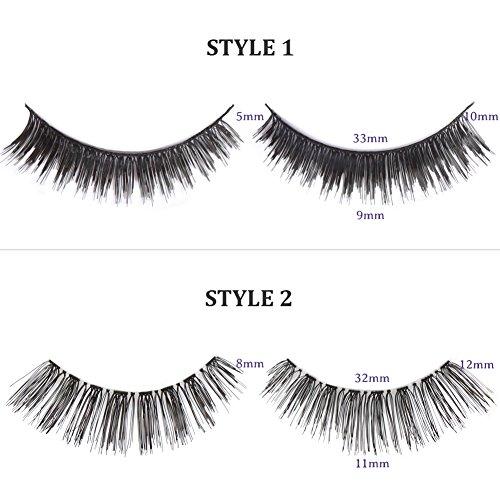 Buy reusable fake eyelashes