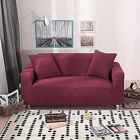 Funda que se puede quitar Toalla de sofá de Color Liso ...