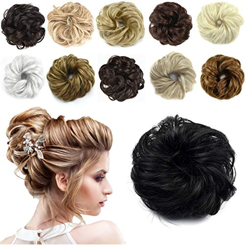 HAIRREAL Extensions Scrunchies Chignons Hairpiece