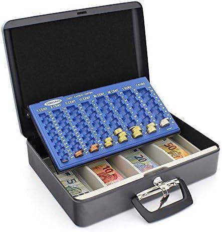 Rottner 4558 London - Caja de Seguridad para Guardar Dinero con ...