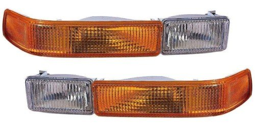 Chevy Blazer/S10 Pickup Replacement Turn Signal Light (with Fog Light) – 1-Pair