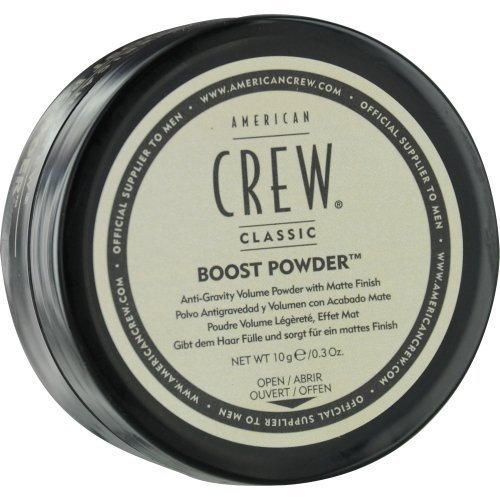 AMERICAN CREW by American Crew BOOST POWDER 0.3 OZ (Package Of 4) by American Crew