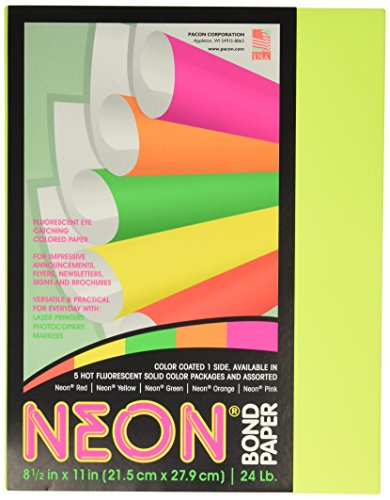 Pacon Neon Bond Paper (Pacon Neon Bond Paper)