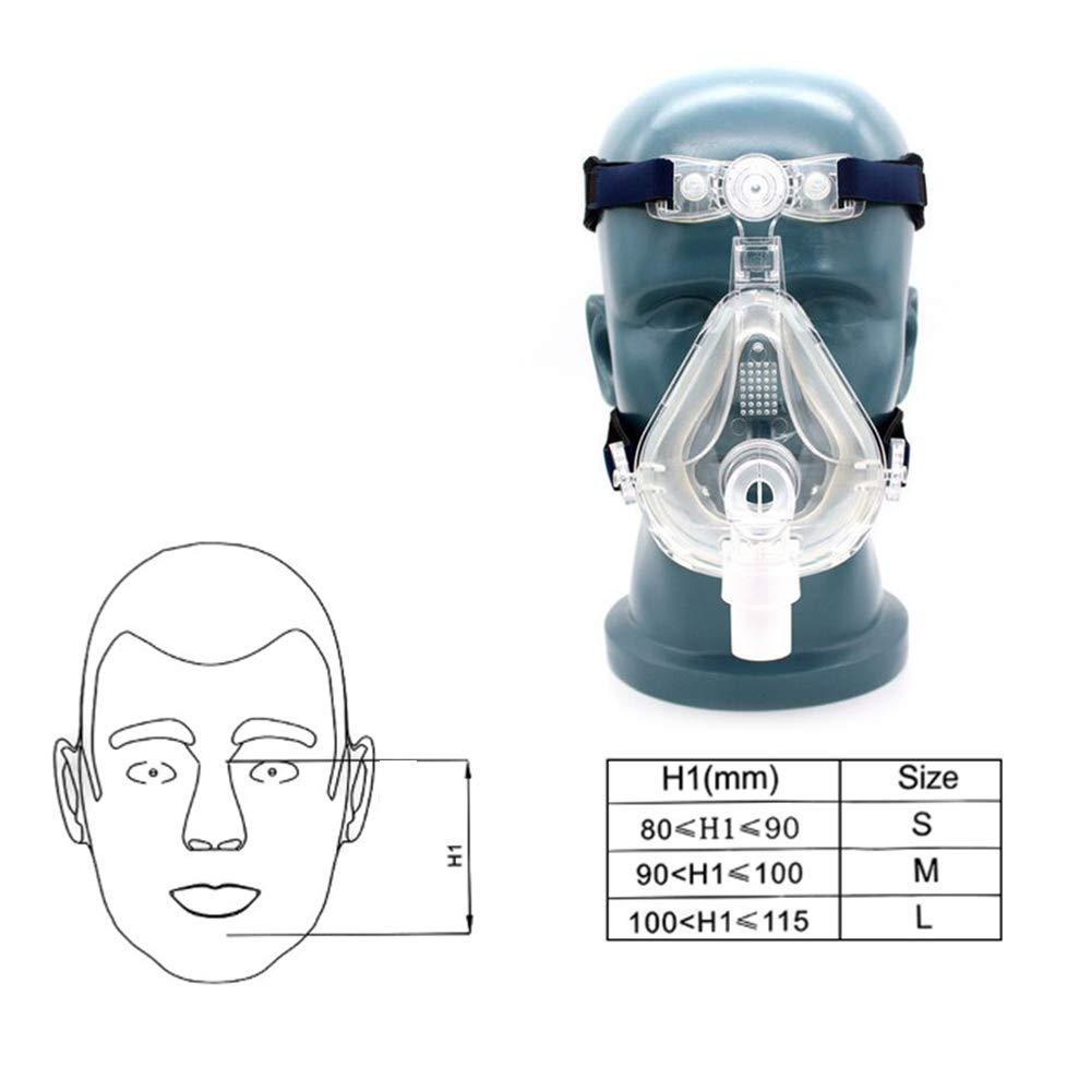 Pevor Full Face Mask Free Adjustable by Pevor